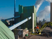 Fuel preparation plant, Stora Enso
