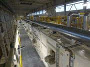 Preparation-, annealing- and coating line, HYDRO Aluminium Grevenbroich